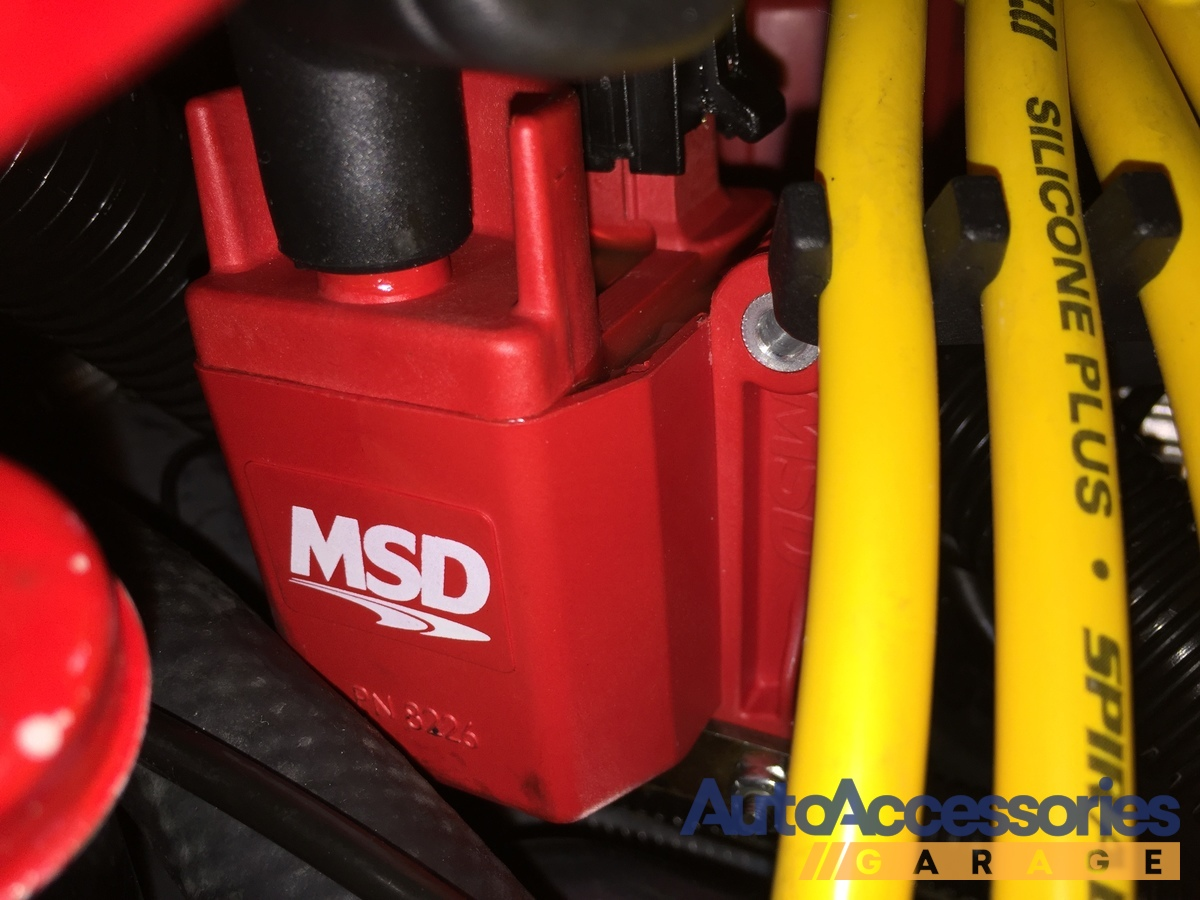 MSD Ignition Performance Coil, MSD Ignition Performance Coils