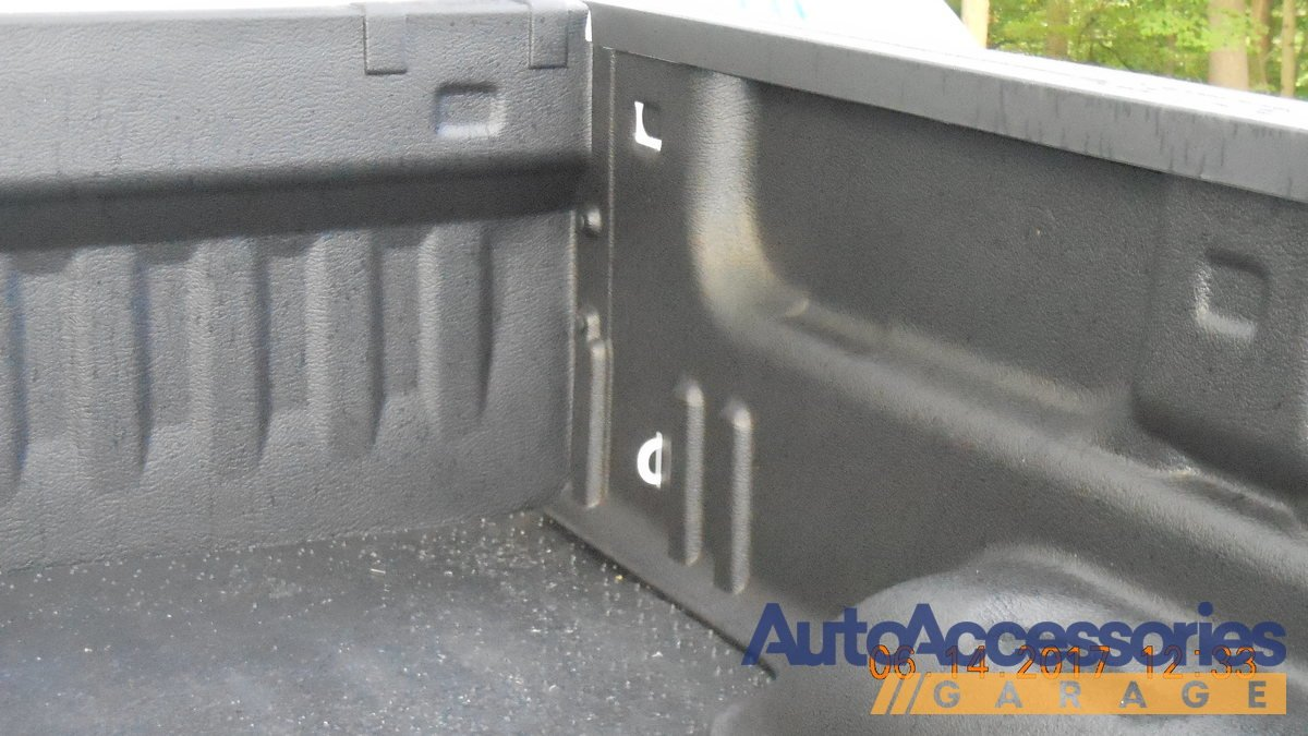 DualLiner Truck Bed Liner Truck Bed Protection System