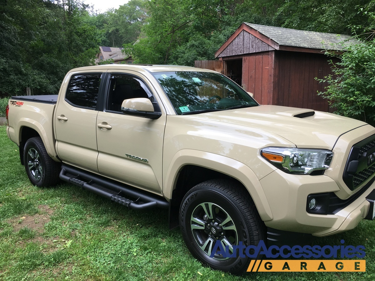 Gmc Sierra Accessories 2017 >> Toyota Tacoma Running Boards Free Shipping Jc Whitney | Autos Post