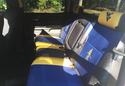 Coverking Collegiate Seat Covers