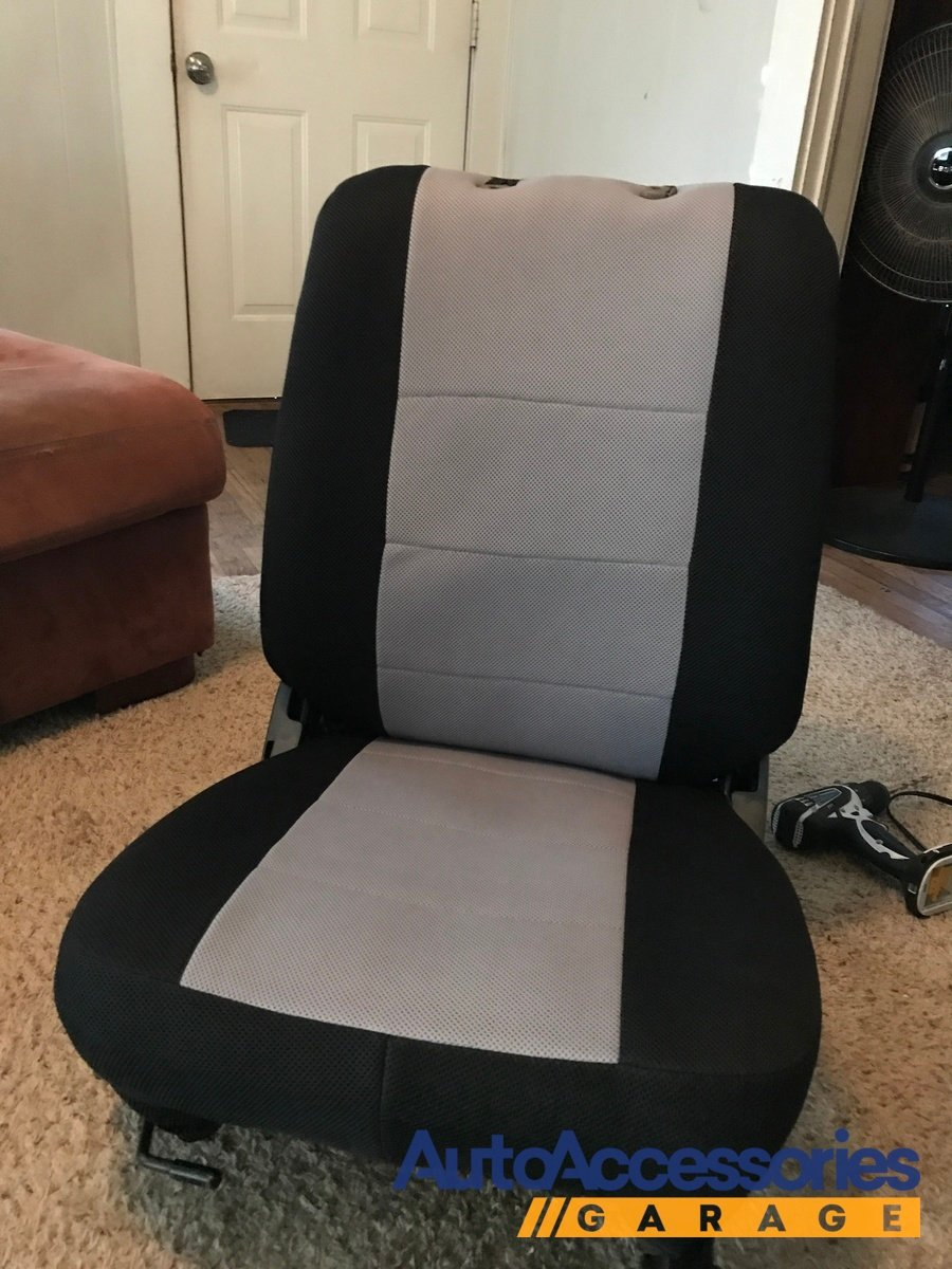 Coverking Spacer Mesh Seat Covers - AutoAccessoriesGarage.com