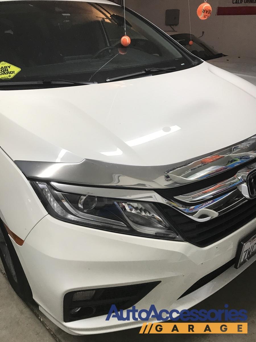 autoventshade aeroskin hood deflector avs bug deflectors