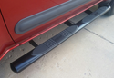 Aries Oval Step Bars
