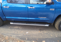 Aries AdvantEDGE Running Boards
