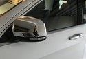 Putco Chrome Trim Mirror Covers