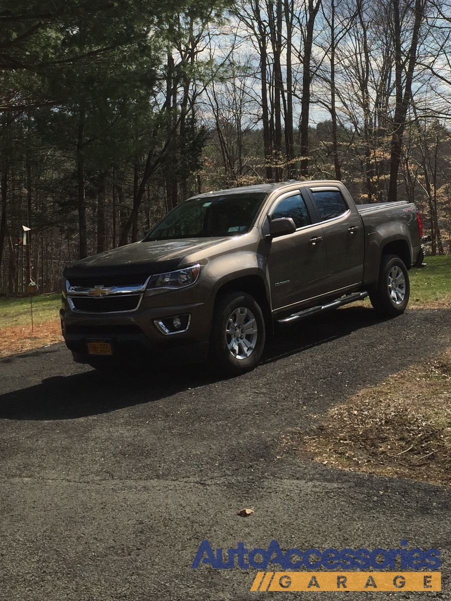 2015-2019 Chevy Colorado EGR Superguard Bug Shield - EGR ...