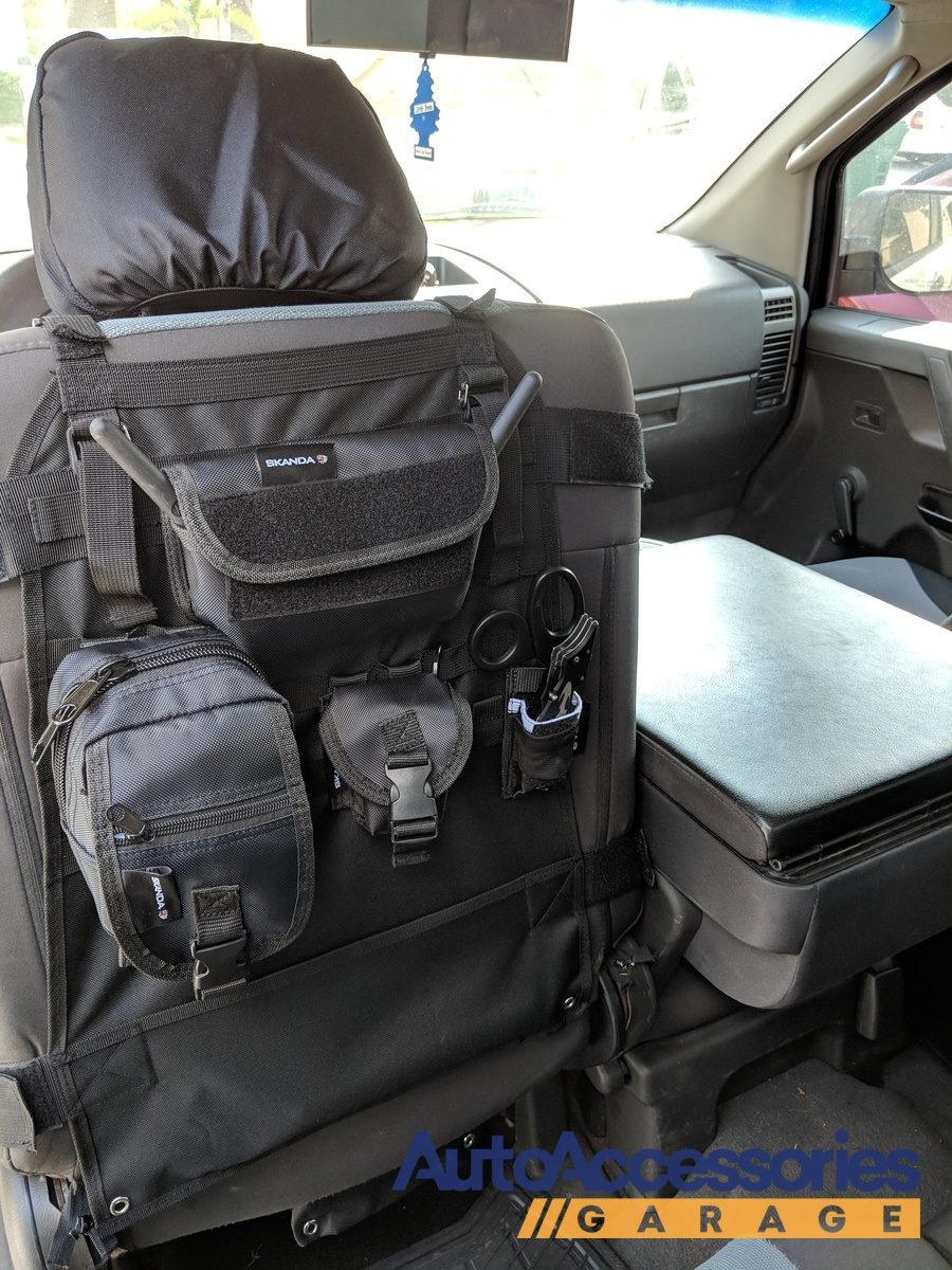 Skanda Seat Covers >> Coverking Tactical Cover Pouches