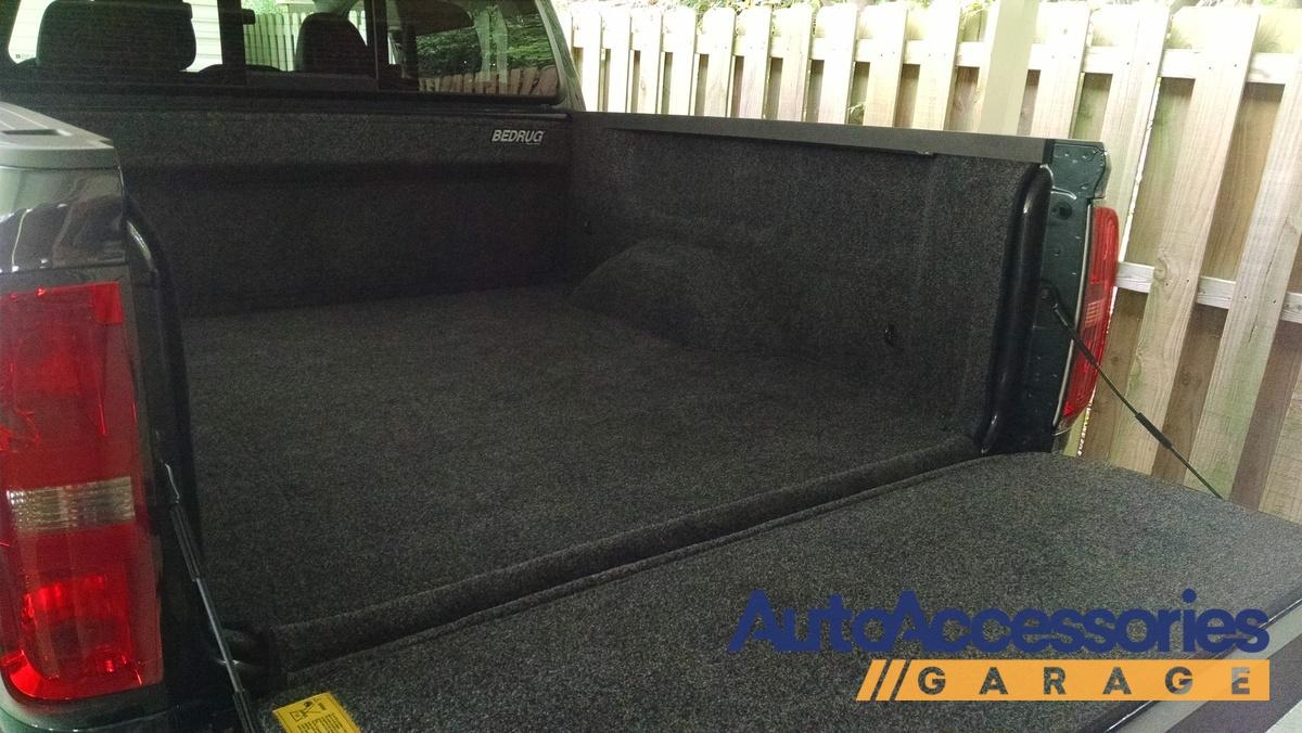 BEDRUG BRB15SBK Bed Liner