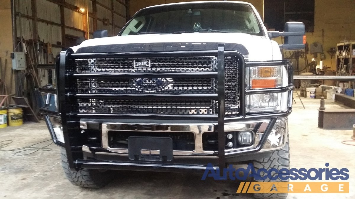 2010 2019 Dodge Ram 3500 Ranch Hand Legend Grille Guard Ranch Hand