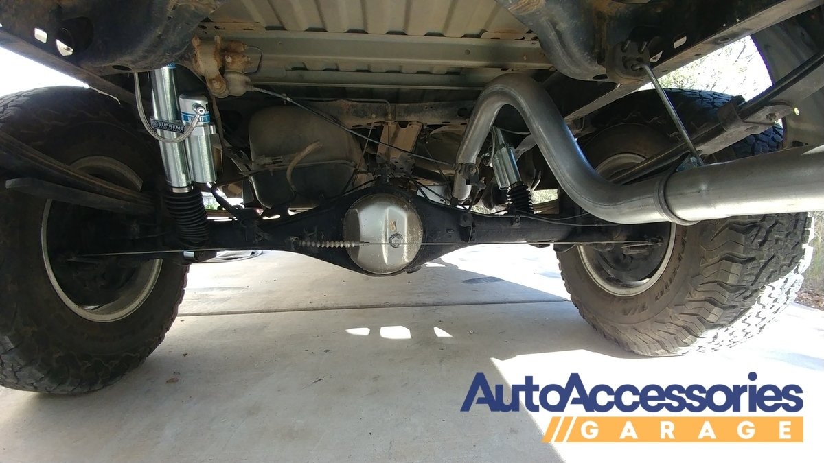 1973 ford f250 4x4 exhaust