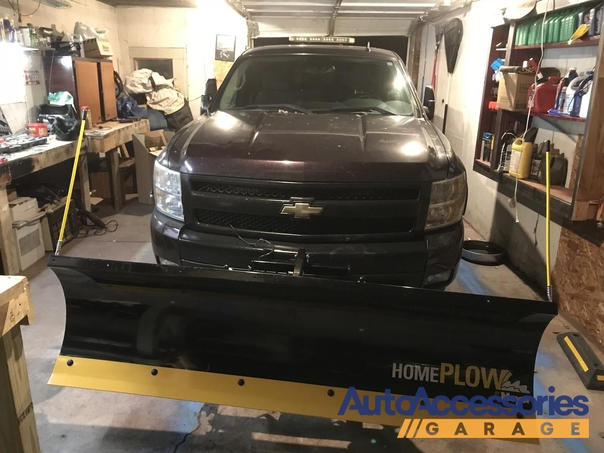 Follow along as Niagara4x4.com installs a Meyer TMP 6.5 Snowplow...