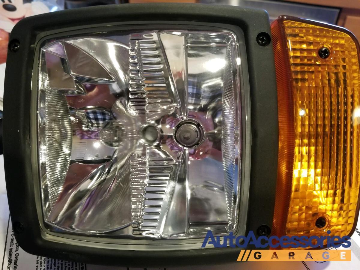 Dk2 Snow Plow Light Kit Halogen Amp Led Snow Plow Lights