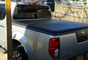 Rugged Vinyl Snap Tonneau Cover