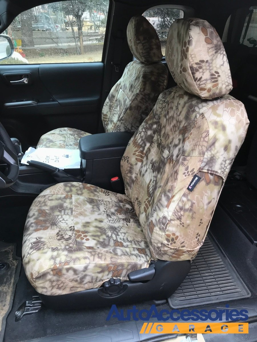 Sensational Parts Accessories Ballistic Kryptek Custom Fit Seat Covers Evergreenethics Interior Chair Design Evergreenethicsorg