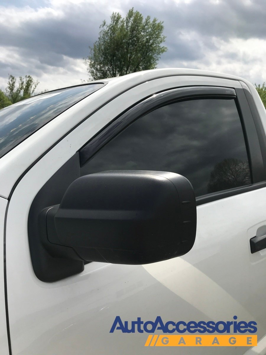 Auto Ventshade 194722 In-Channel Ventvisor Side Window Deflector 4-Piece Set for 2002-2006 Nissan Altima