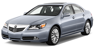 Acura RL Accessories & Car Parts - AutoAccessoriesGarage.com