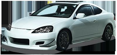 Acura RSX Accessories Car Parts AutoAccessoriesGaragecom - Acura rsx performance parts