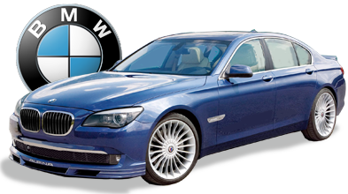 BMW Alpina B7 Accessories