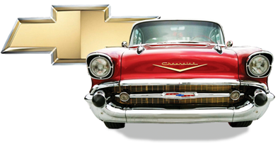 Chevrolet Bel Air Accessories