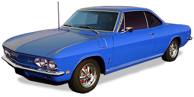 Chevrolet Corvair Accessories