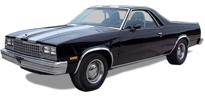 Chevrolet El Camino Accessories