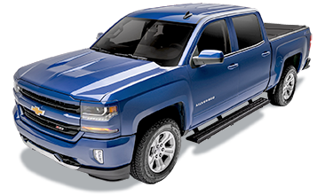 Chevrolet Silverado Pickup Accessories