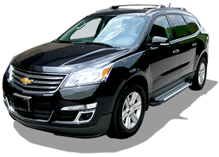 Chevrolet Traverse Accessories