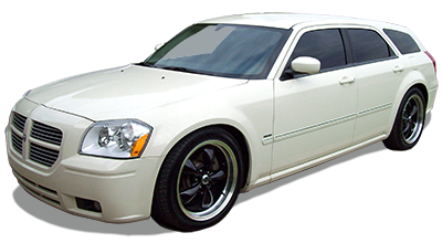 Dodge Magnum Accessories