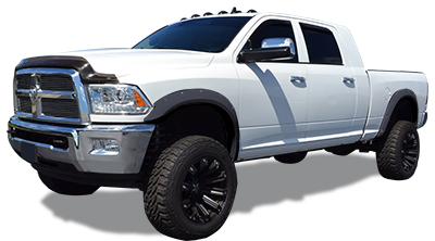 Dodge Ram 2500 Accessories