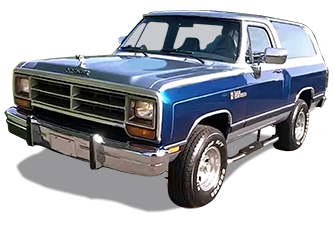 Dodge Ramcharger Accessories