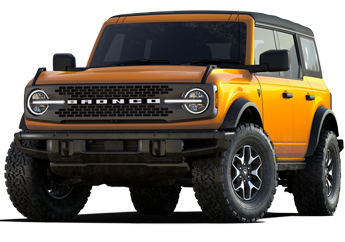 Ford Bronco Accessories