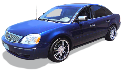 Ford Five Hundred Accessories