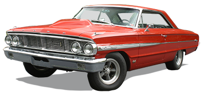 Ford Galaxie Accessories