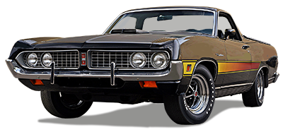 Ford Ranchero Accessories