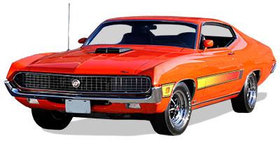 Ford Torino Accessories