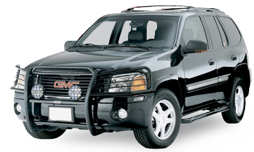 Gmc Envoy Accessories