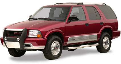 GMC Jimmy Accessories