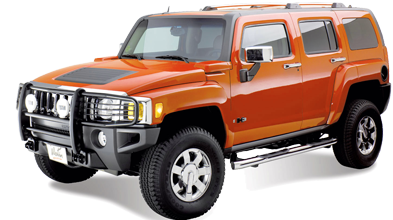 Hummer H2 Accessories