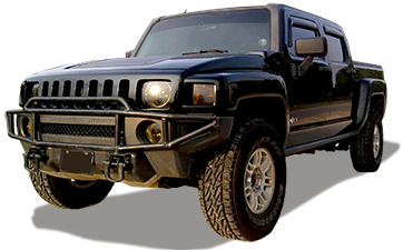 Hummer H3T Accessories