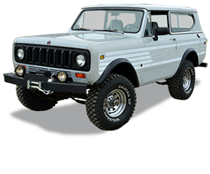 International Scout Accessories