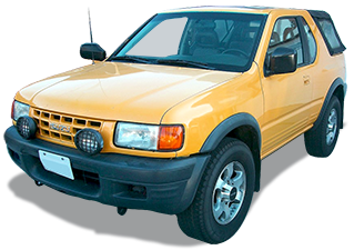 Isuzu Amigo Accessories