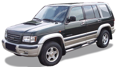 Isuzu Trooper Accessories - Top 10 Best Mods & Upgrades