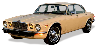 Jaguar XJ12 Accessories