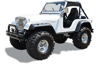 Jeep CJ5 Accessories