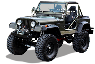 Jeep CJ7 Accessories