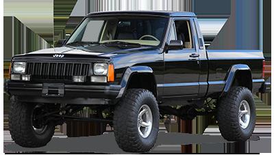 Daihatsu Mini Truck Parts >> Jeep Comanche Accessories & Truck Parts ...