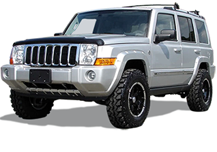 Jeep Commander Accessories