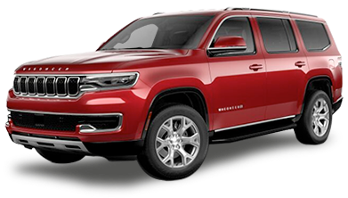 Jeep Wagoneer Accessories