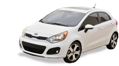 Kia Rio5 Accessories