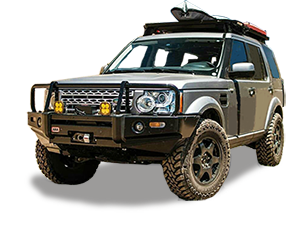 Land Rover LR3 Accessories